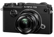 Olympus PEN-F Black