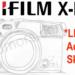 フジフイルム X-Pro3 の詳細なスケッチがリーク(FR)